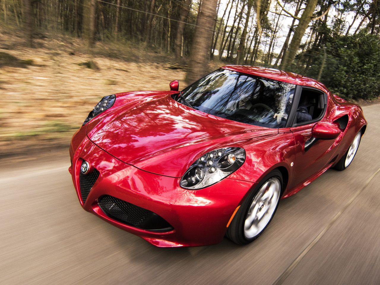 Alfa Romeo 4C Coupe | 1280x960 wallpaper