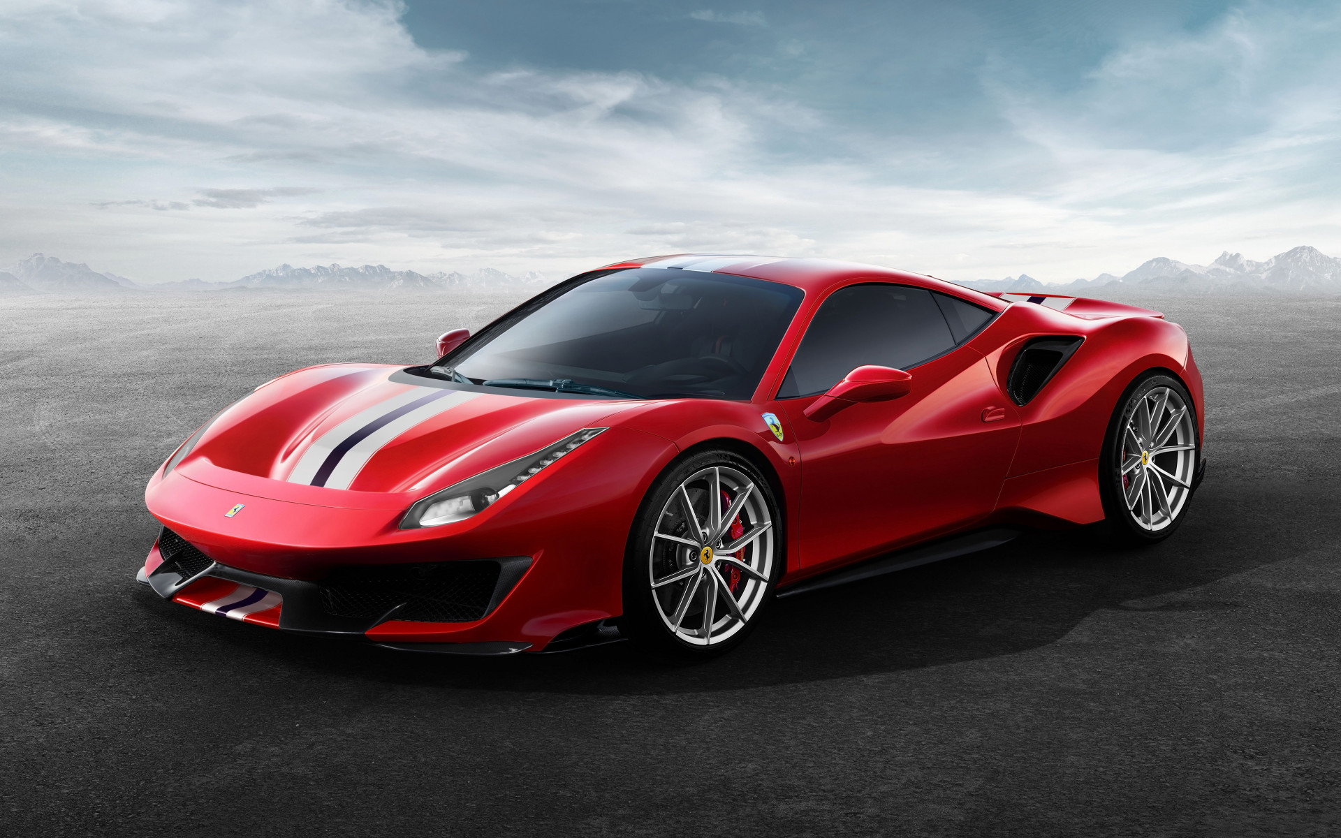 Ferrari 488 Pista wallpaper 1920x1200