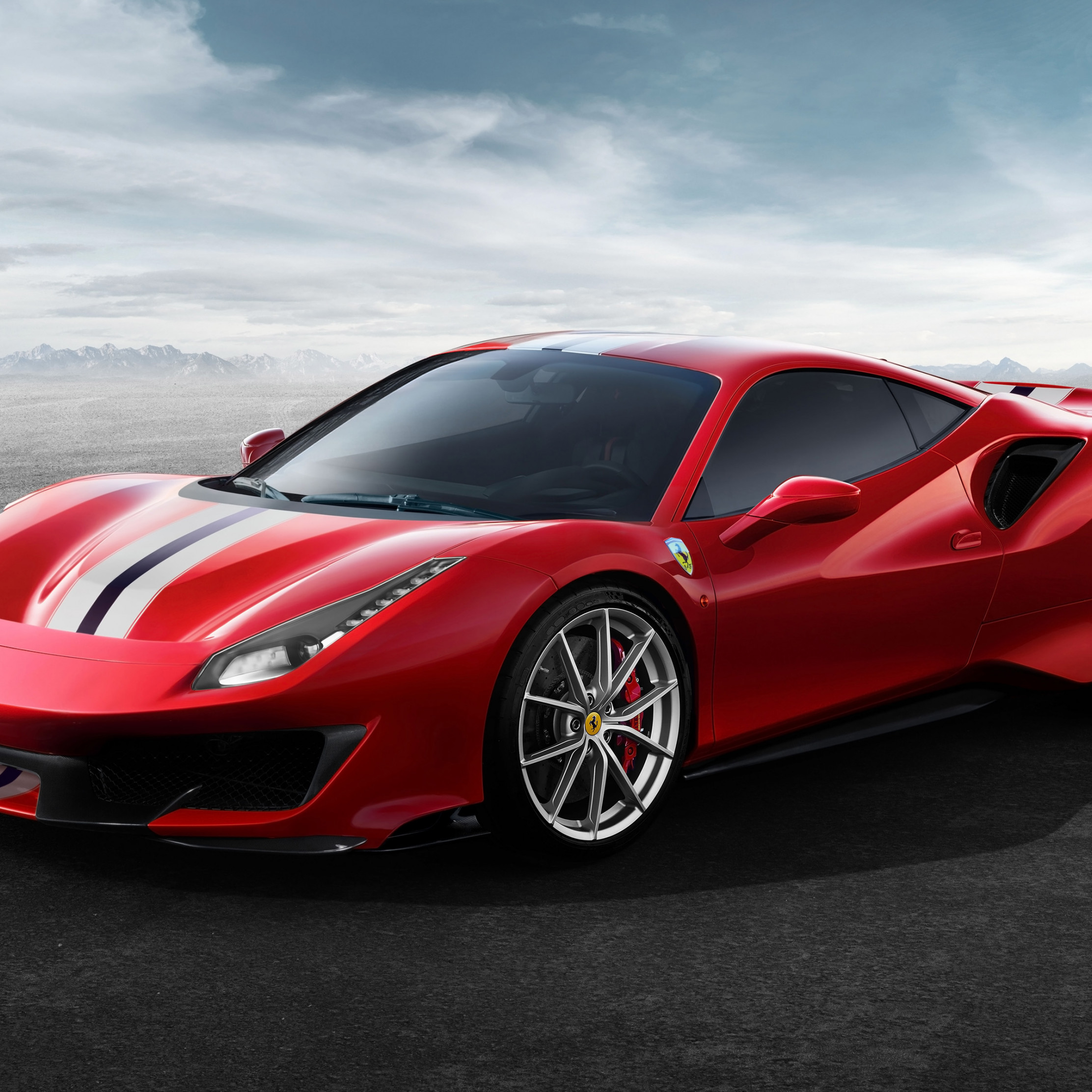 Ferrari 488 Pista wallpaper 2224x2224