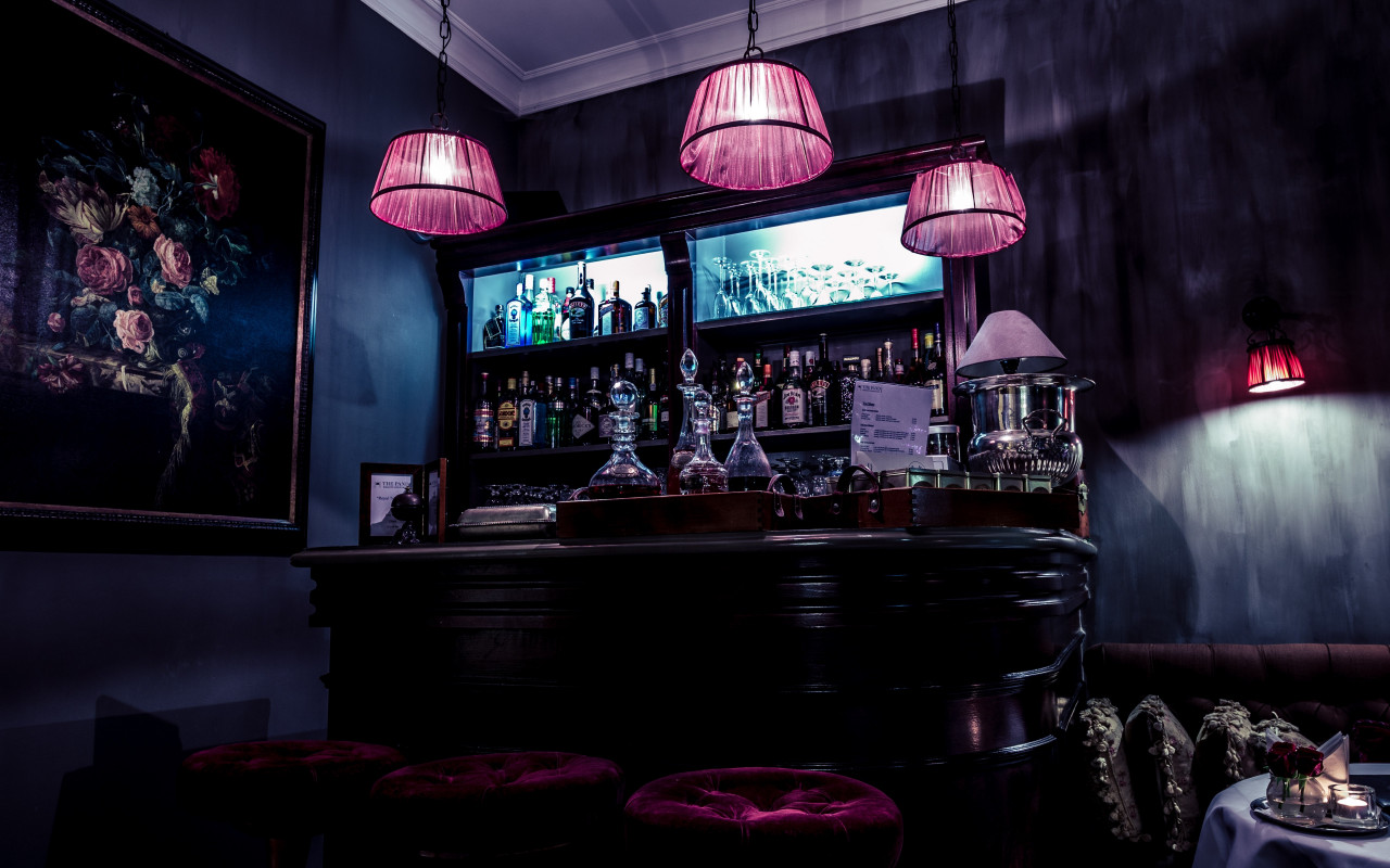 Interior bar design | 1280x800 wallpaper