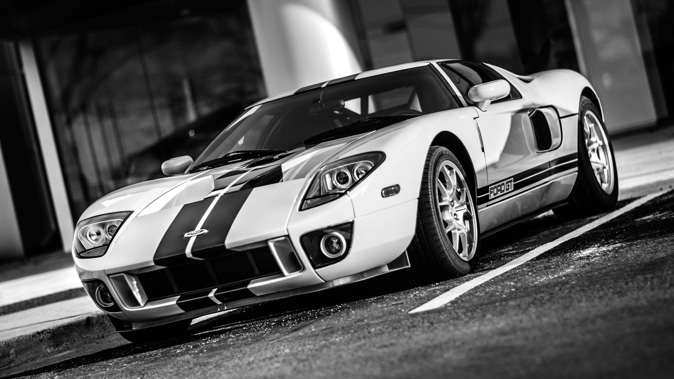 Ford GT wallpaper 2560x1440