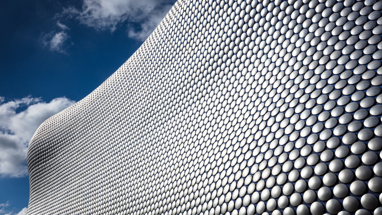 Selfridges building | 1280x720 wallpaper