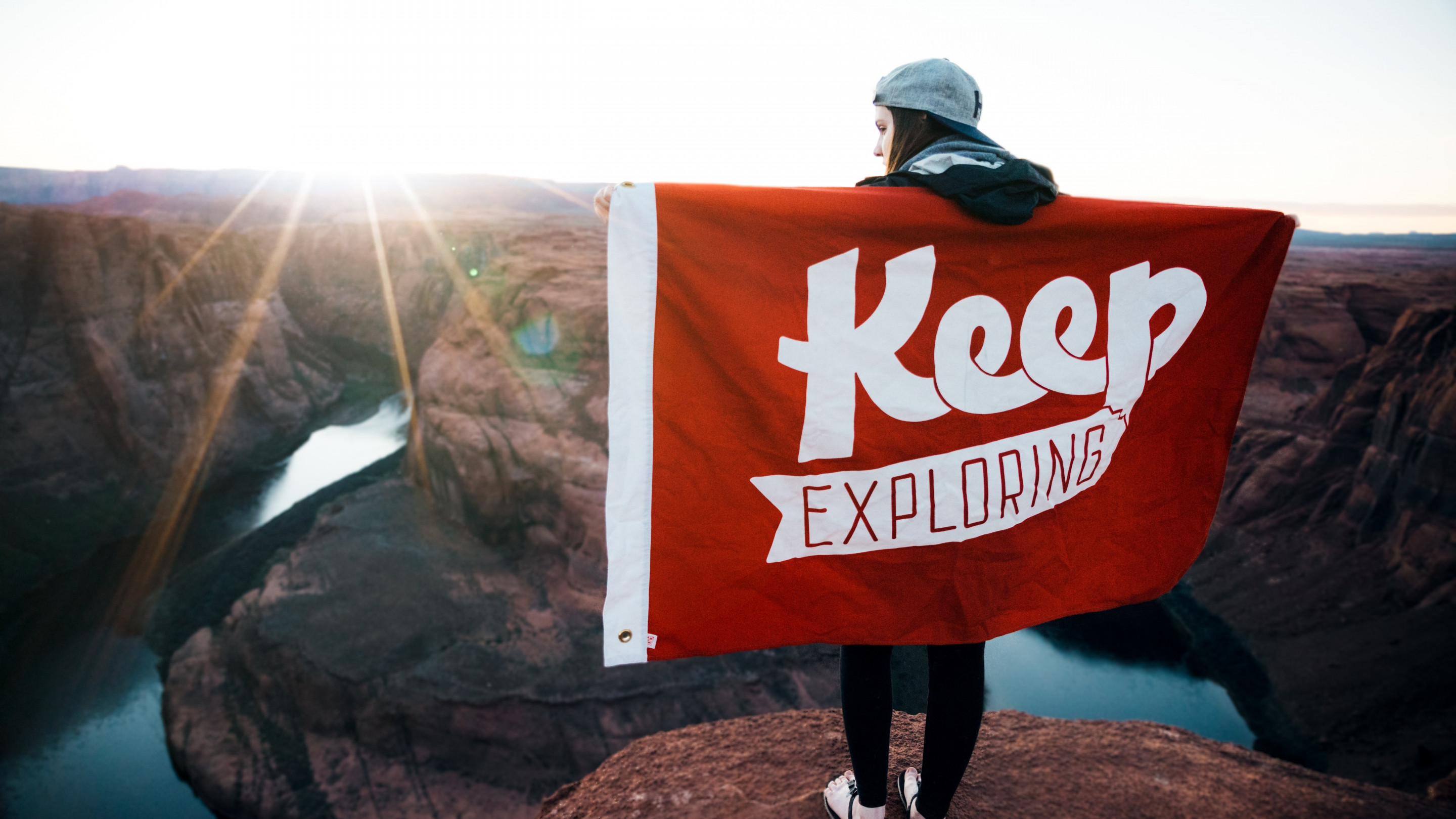 Keep Exploring | 2880x1620 wallpaper