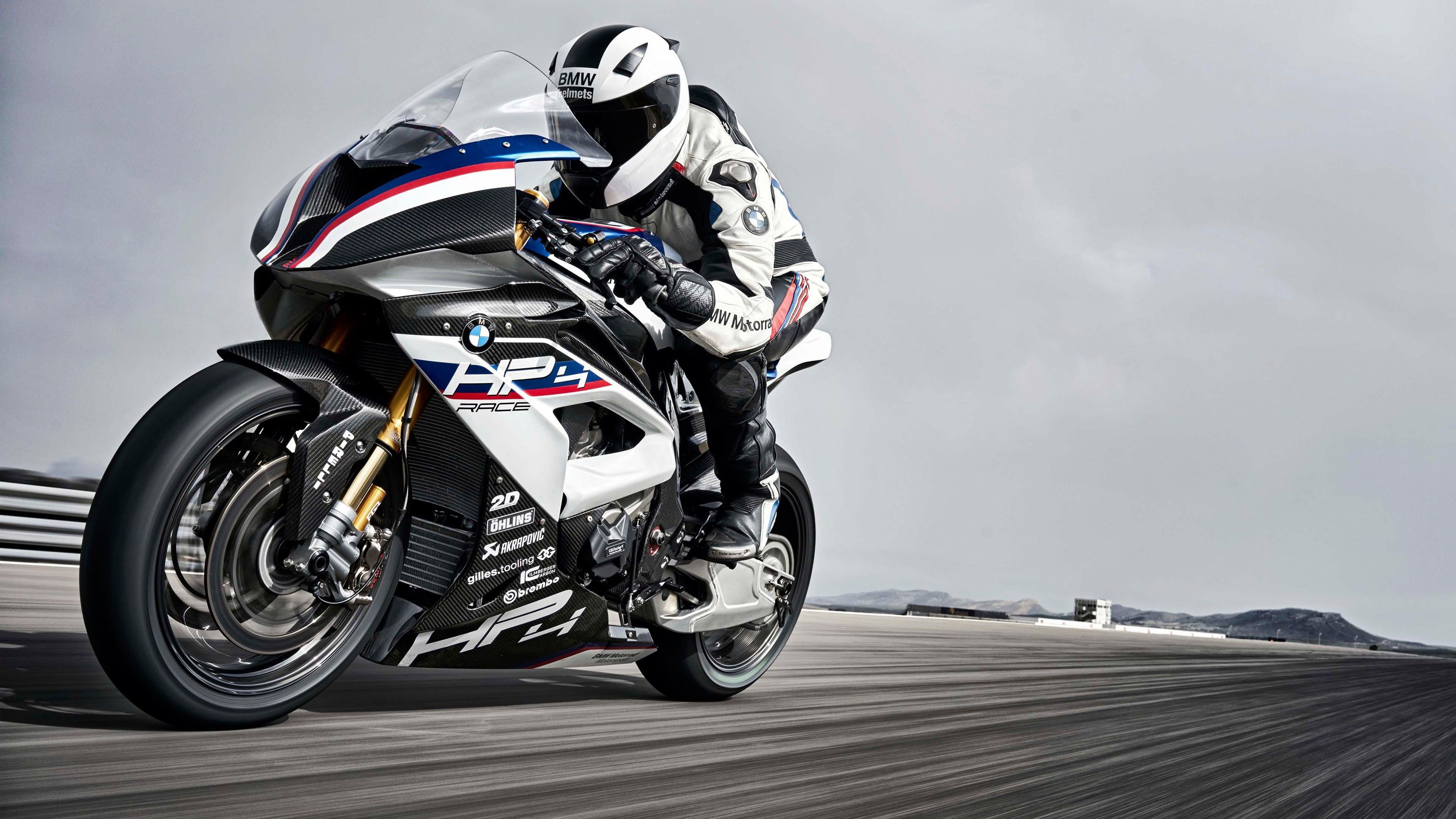 BMW HP4 wallpaper 3840x2160