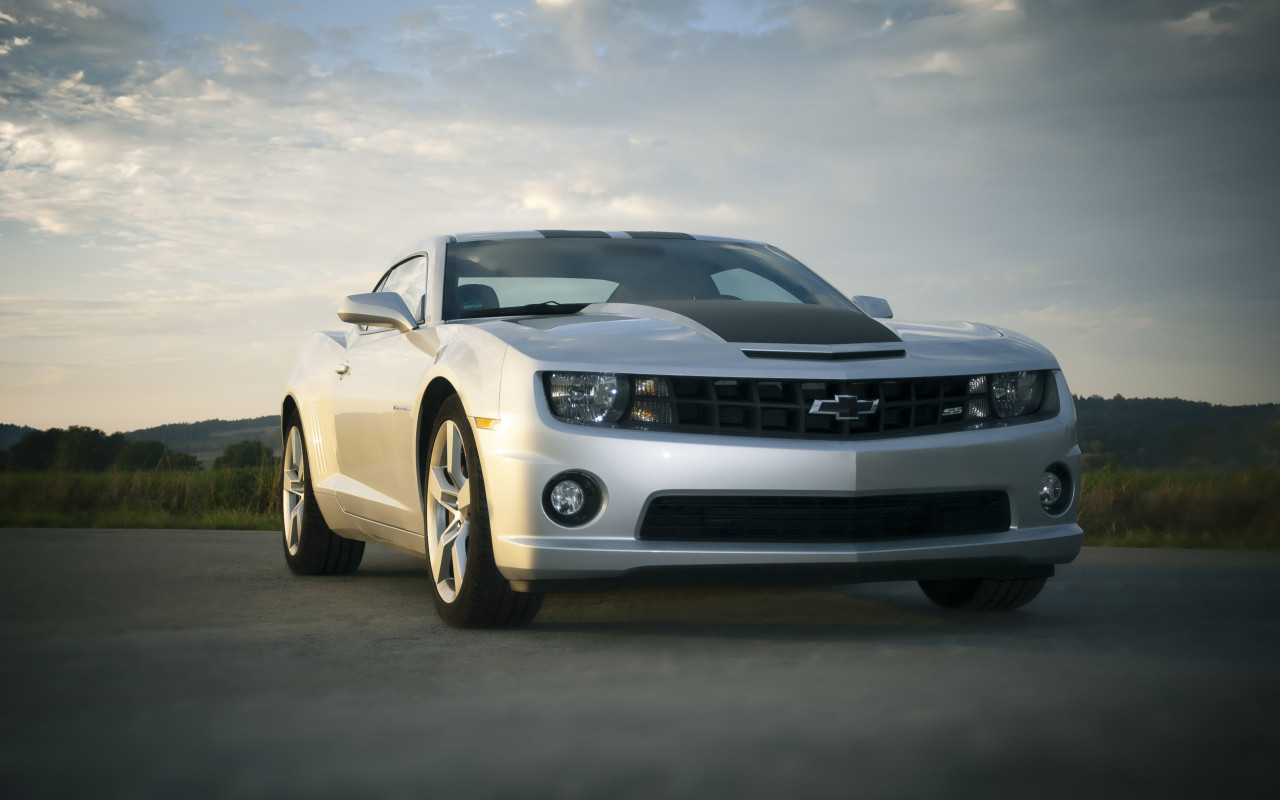 Chevrolet Camaro wallpaper 1280x800