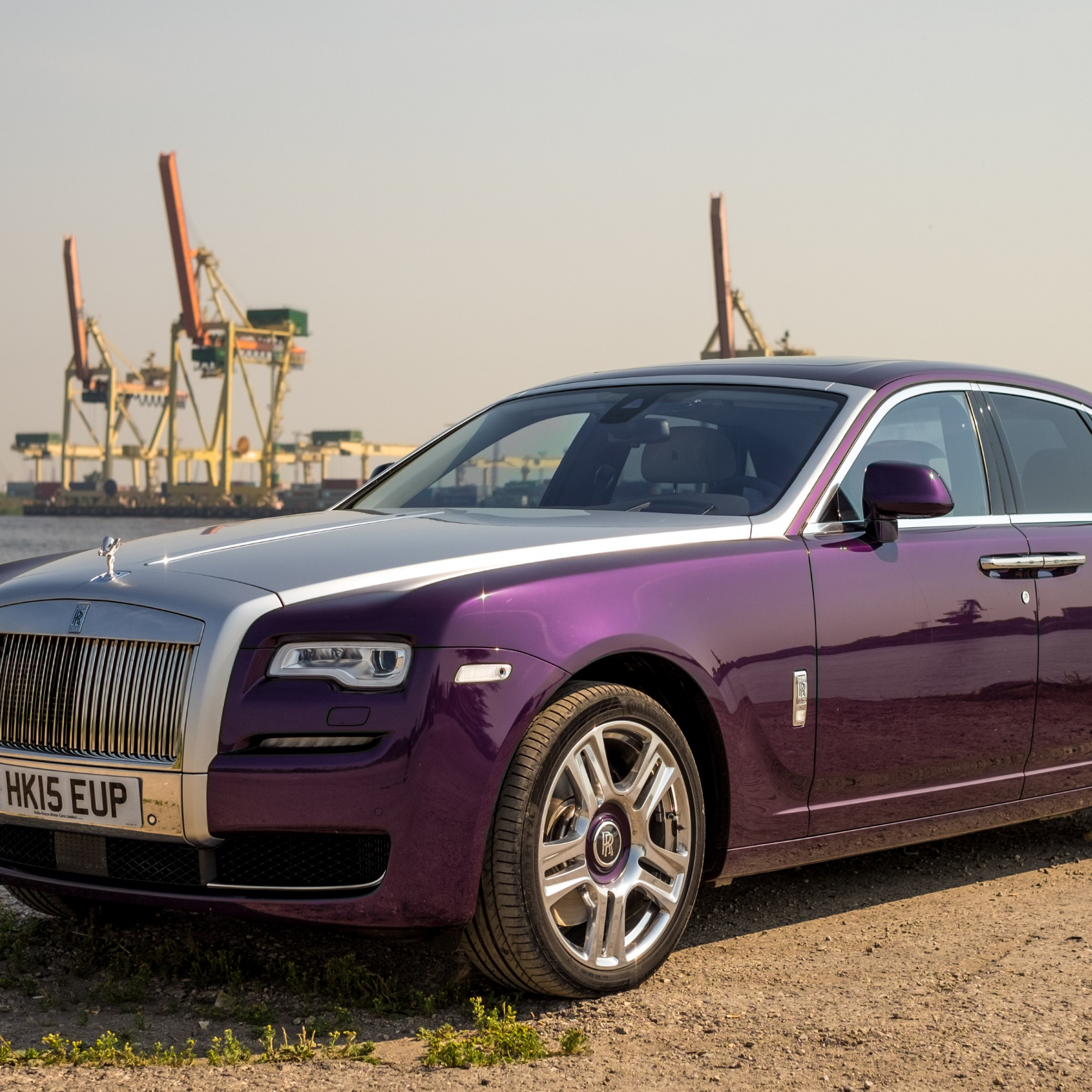 Rolls Royce Ghost wallpaper 2224x2224