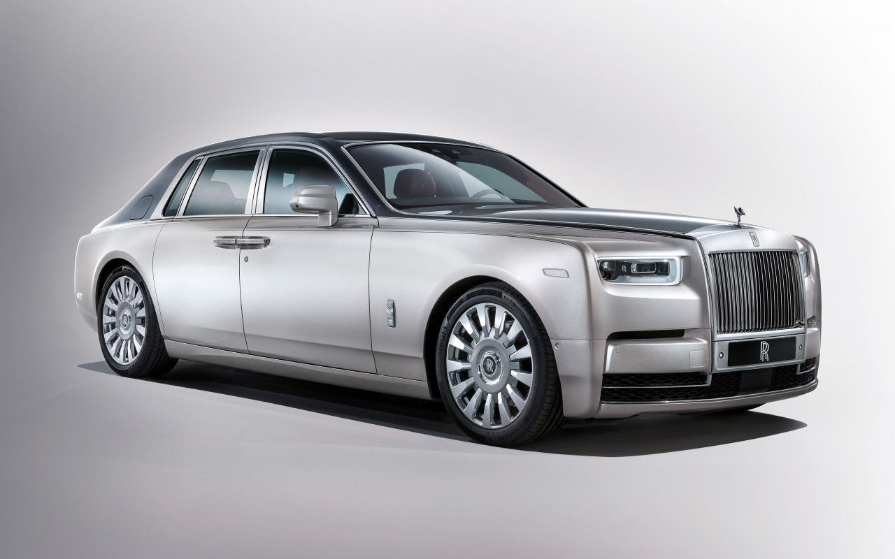 Rolls Royce Phantom wallpaper 1280x800