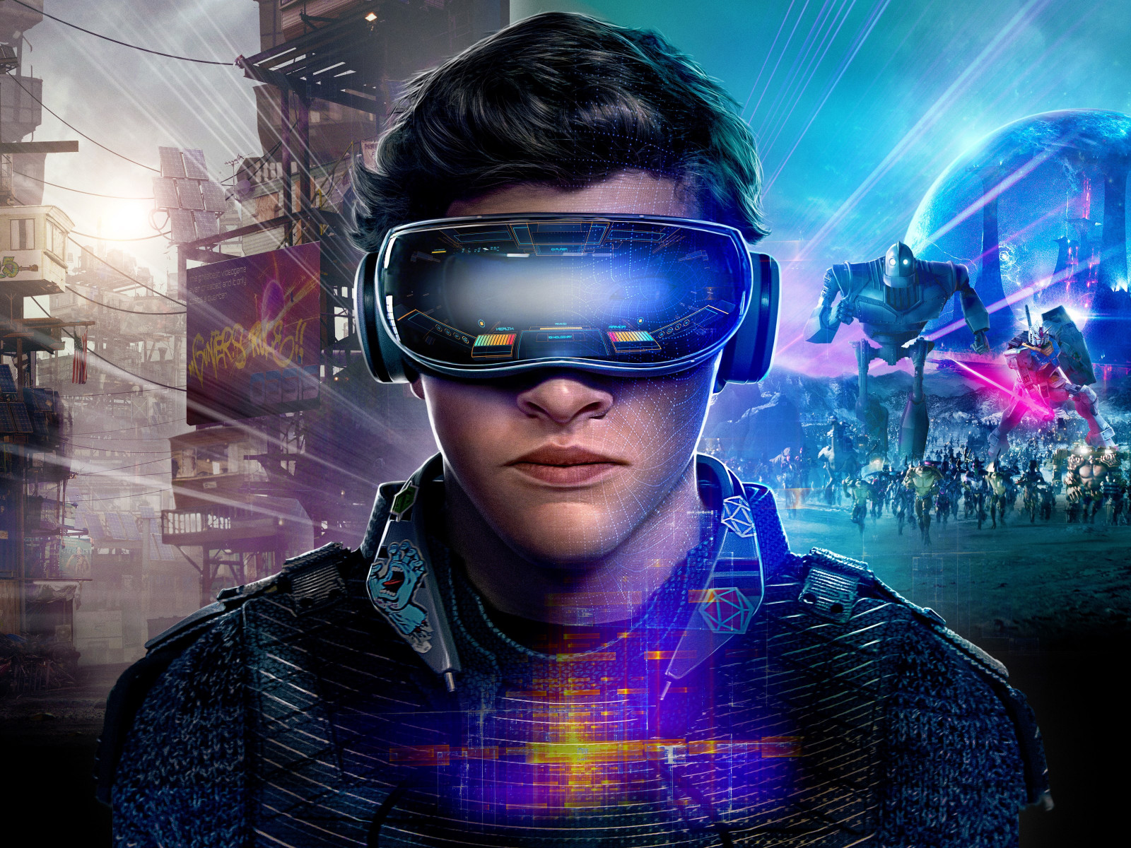 Ready Player One wallpaper 1600x1200