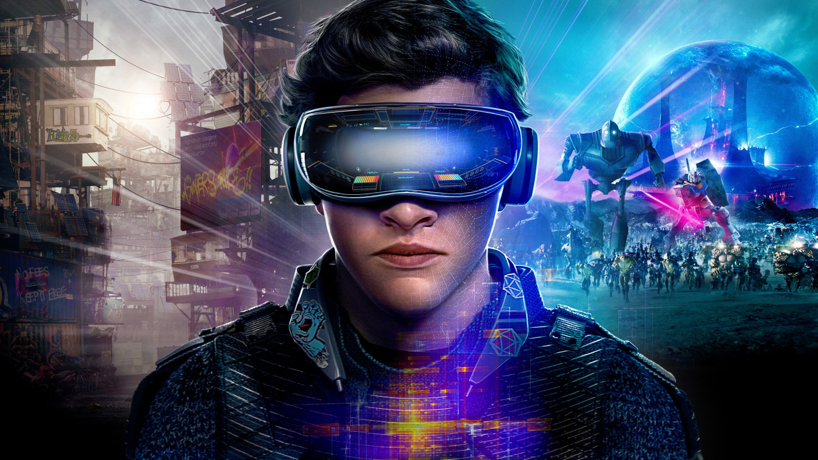 Ready Player One wallpaper 1600x900