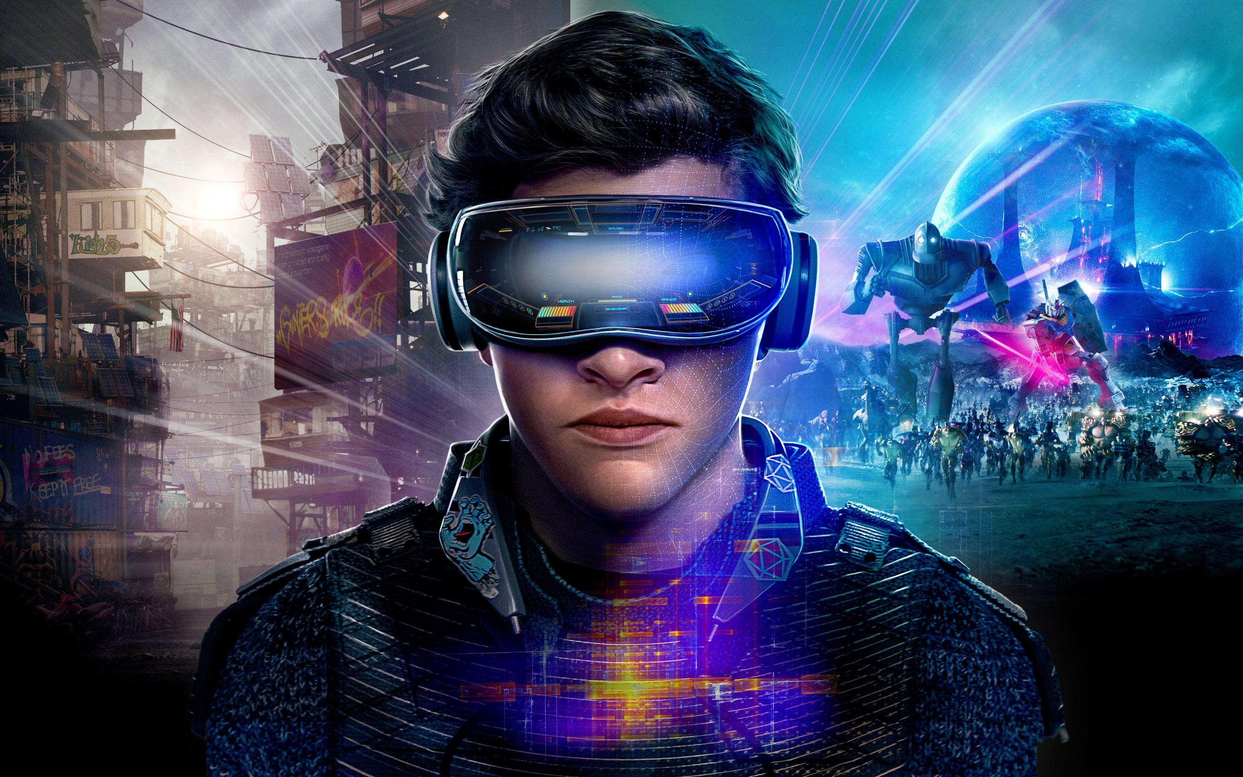 Ready Player One wallpaper 2560x1600