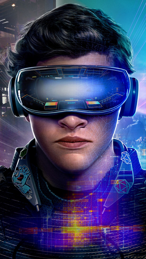 Ready Player One wallpaper 480x854