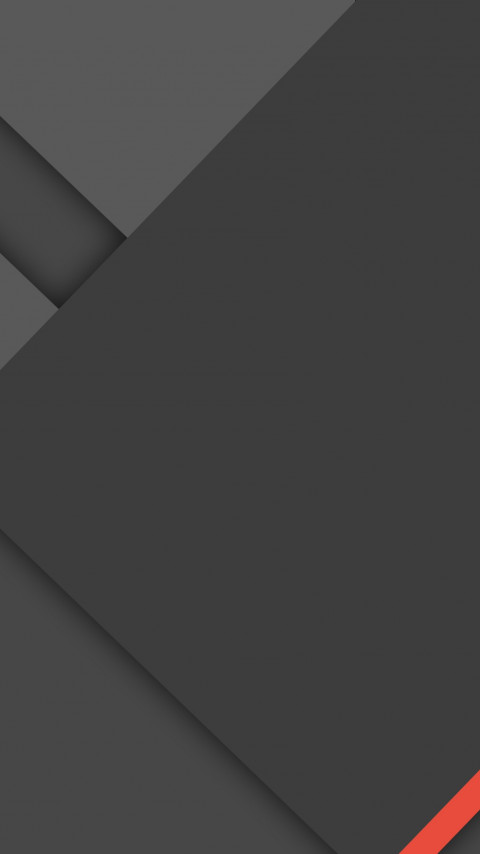Dark material design wallpaper 480x854