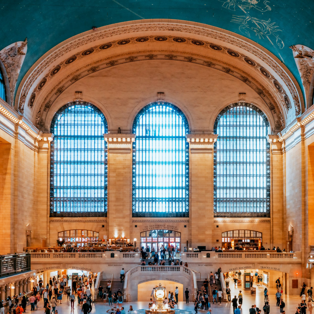 Grand Central Terminal, New York, United States | 1024x1024 wallpaper