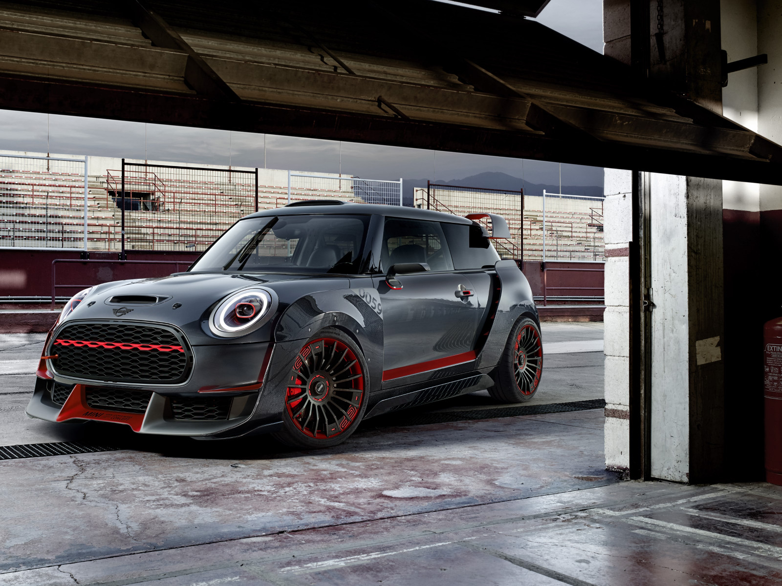 MINI John Cooper Works wallpaper 1600x1200