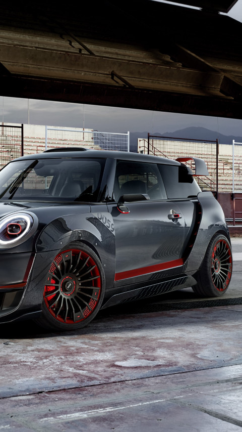 MINI John Cooper Works wallpaper 480x854