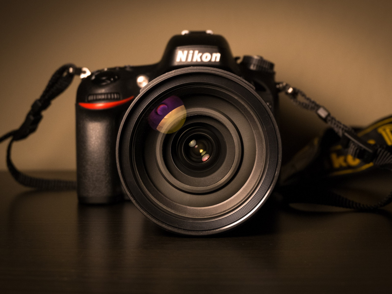 Nikon DSLR Camera | 1280x960 wallpaper