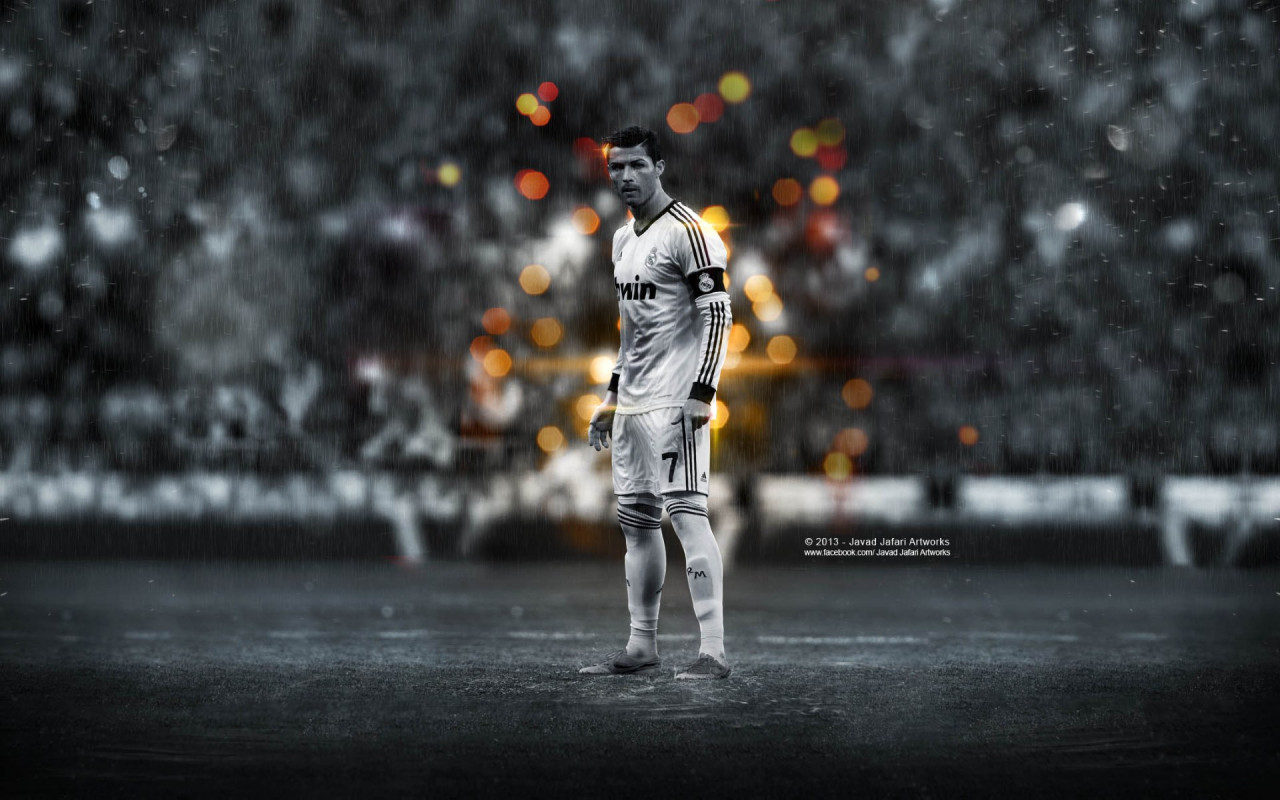 Cristiano Ronaldo CR7 wallpaper 1280x800