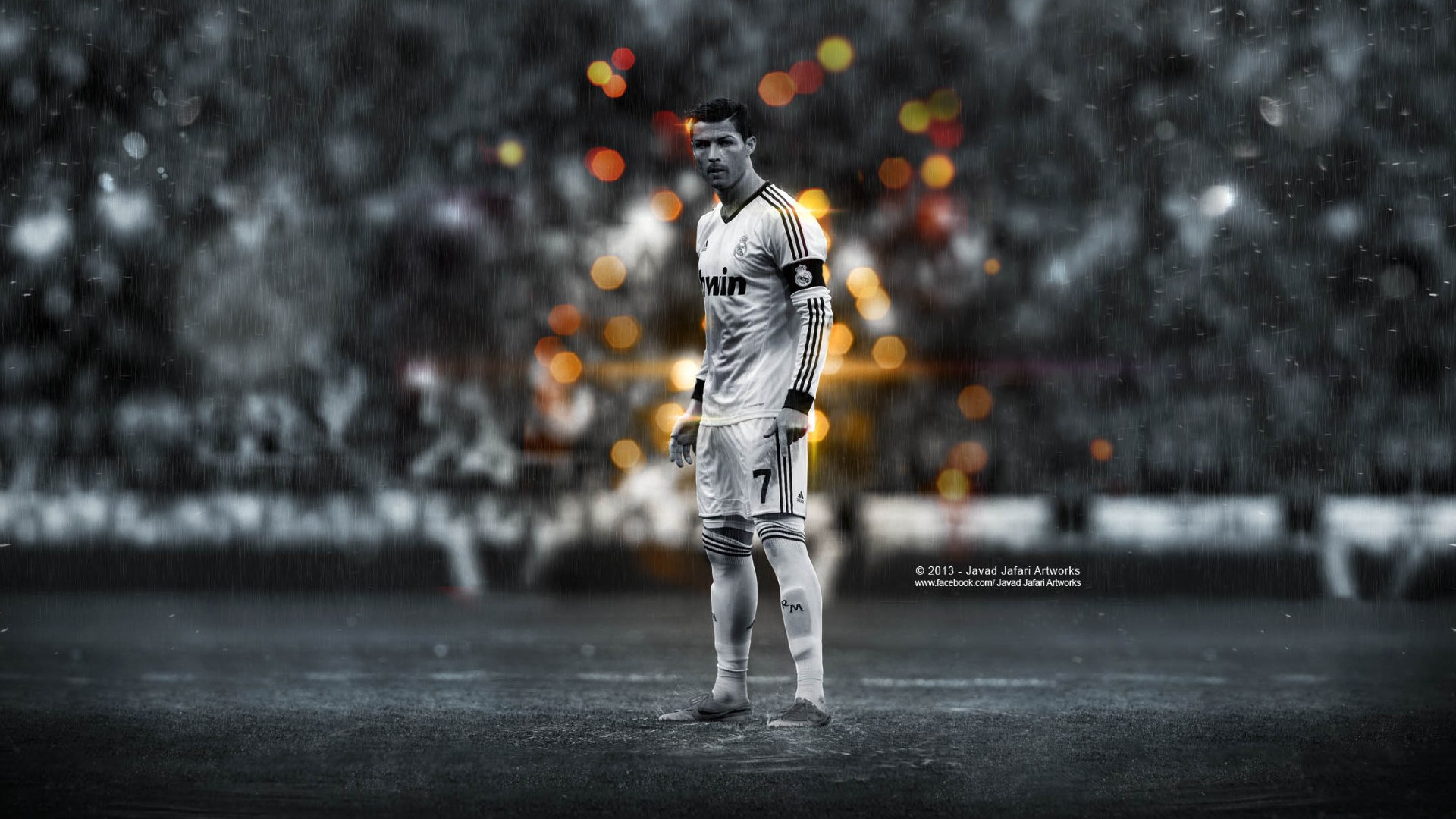 Cristiano Ronaldo CR7 wallpaper 1920x1080