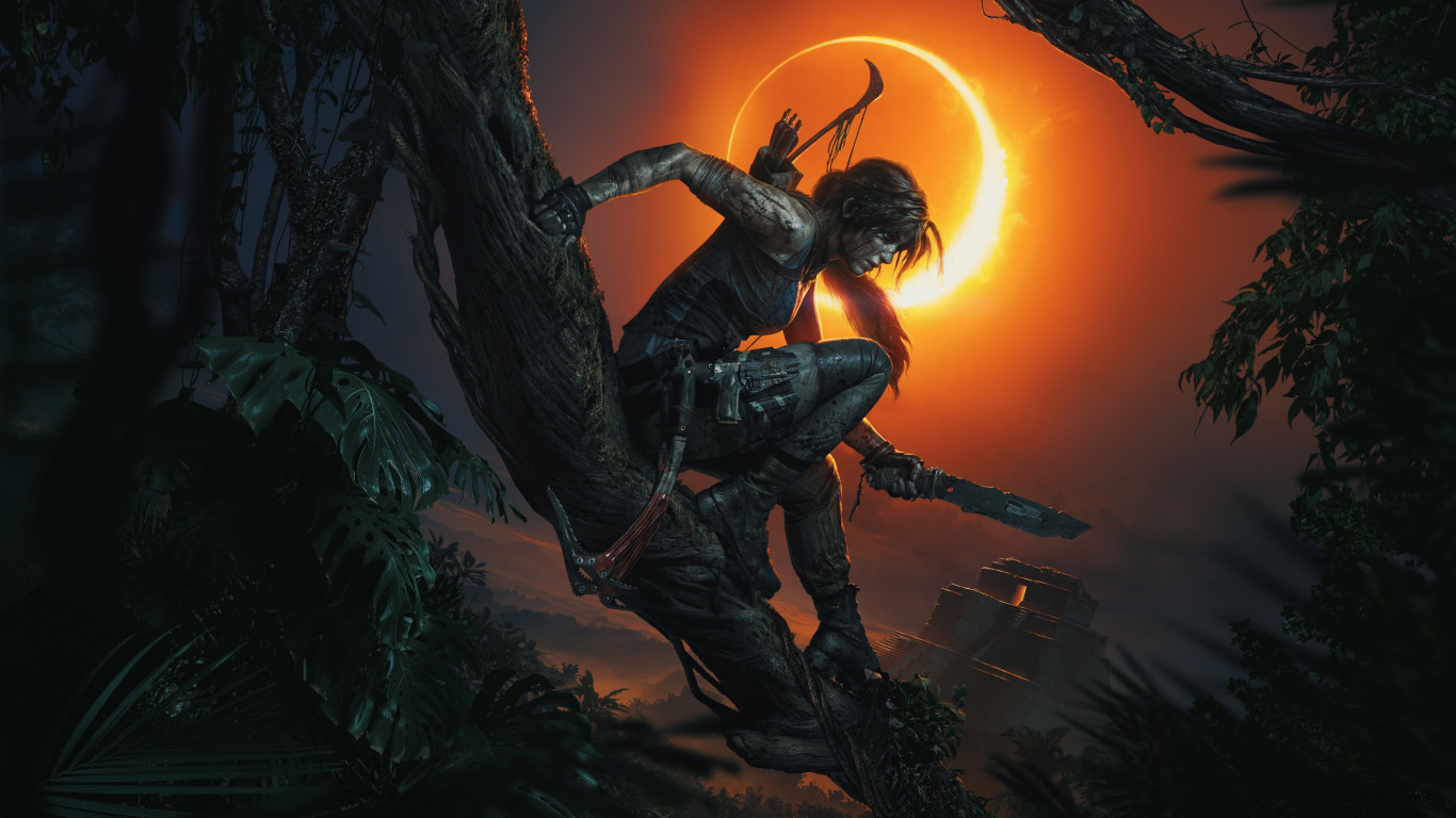 Shadow of the Tomb Raider | 1366x768 wallpaper