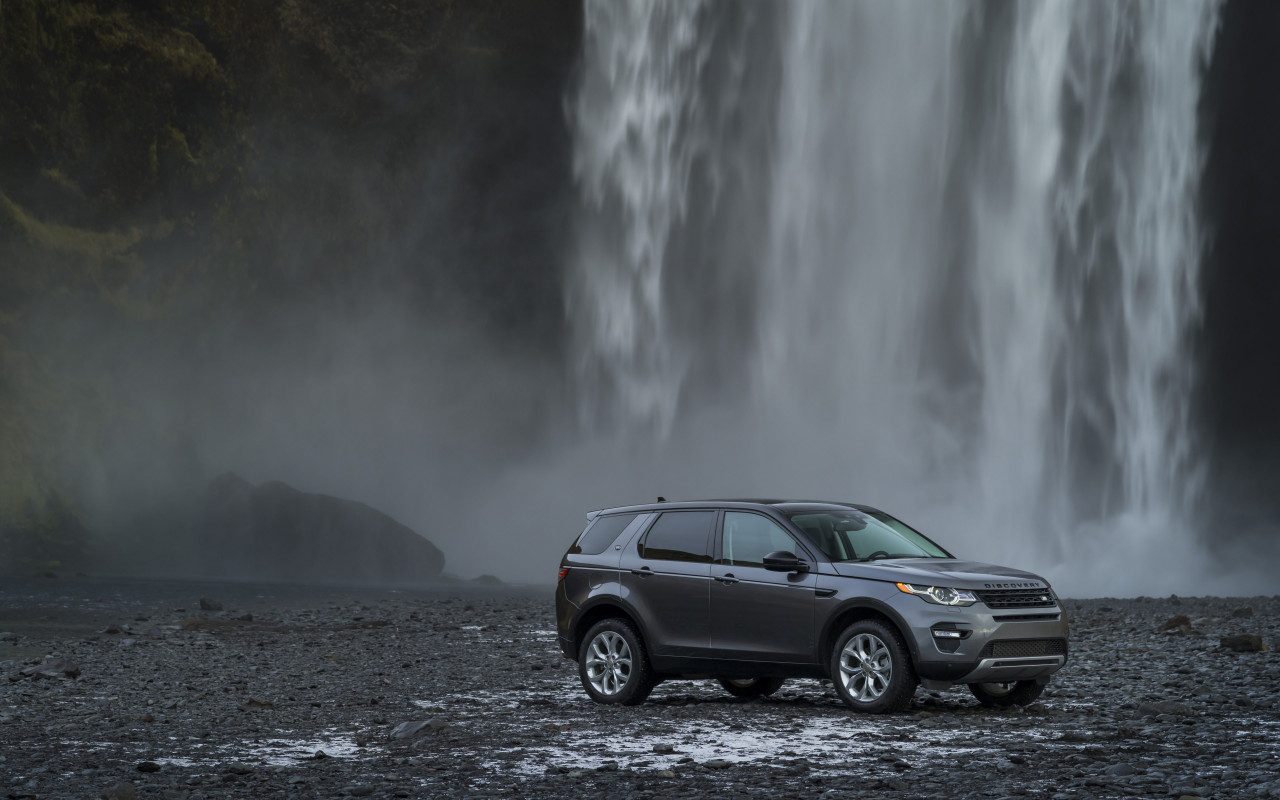 Land Rover Discovery Sport wallpaper 1280x800