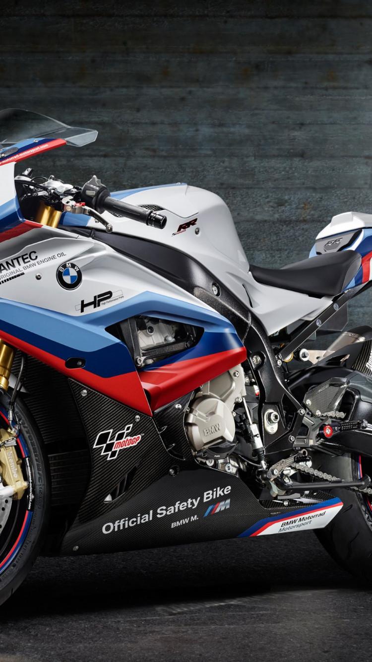 Download Wallpaper Bmw S1000rr Motogp Safety Motorcycle 750x1334