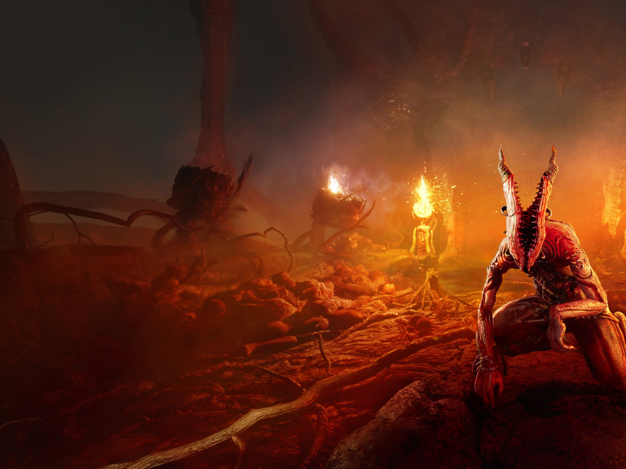 Agony, the video game wallpaper 1280x960