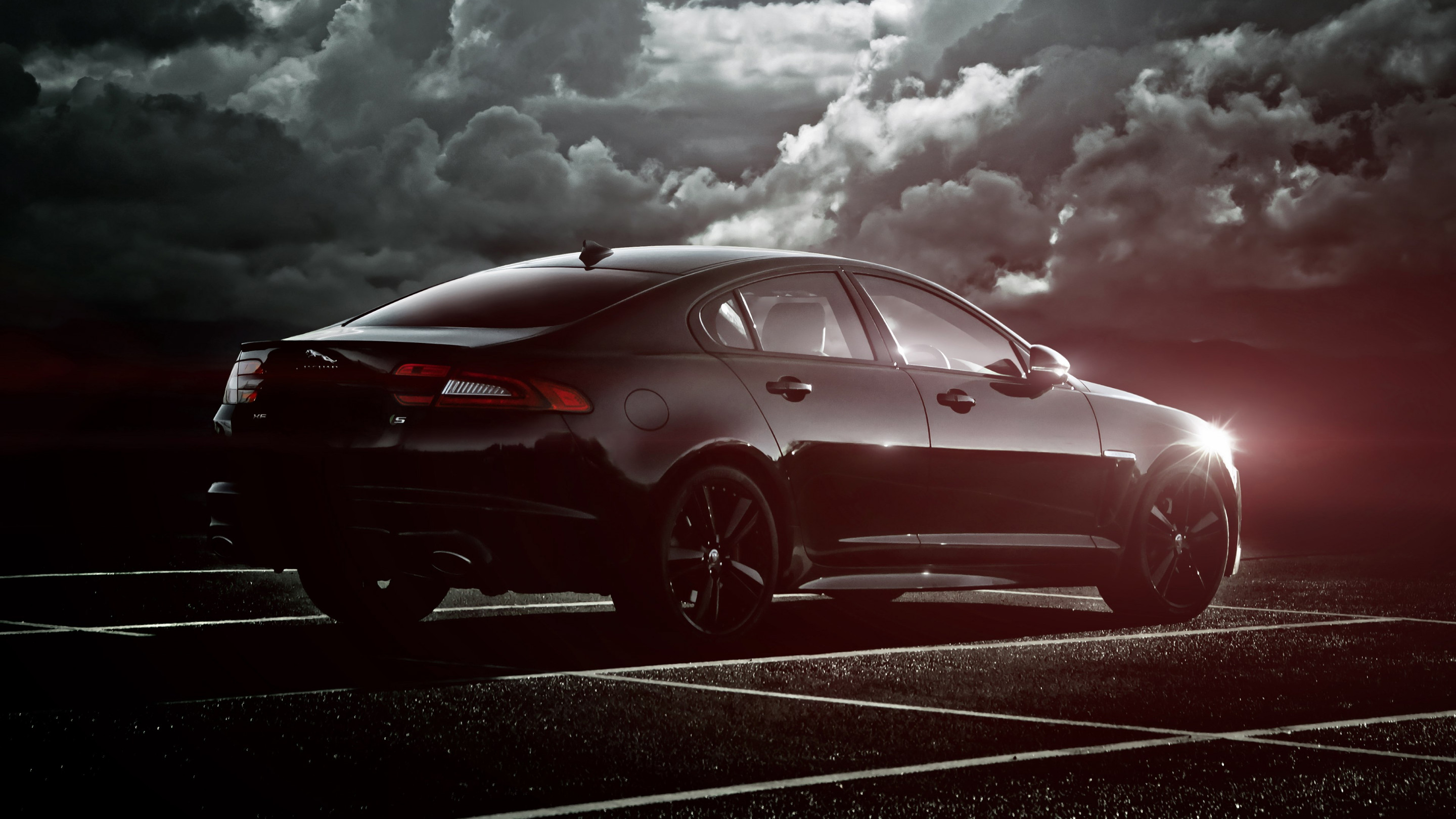 Jaguar XF S wallpaper 2880x1620