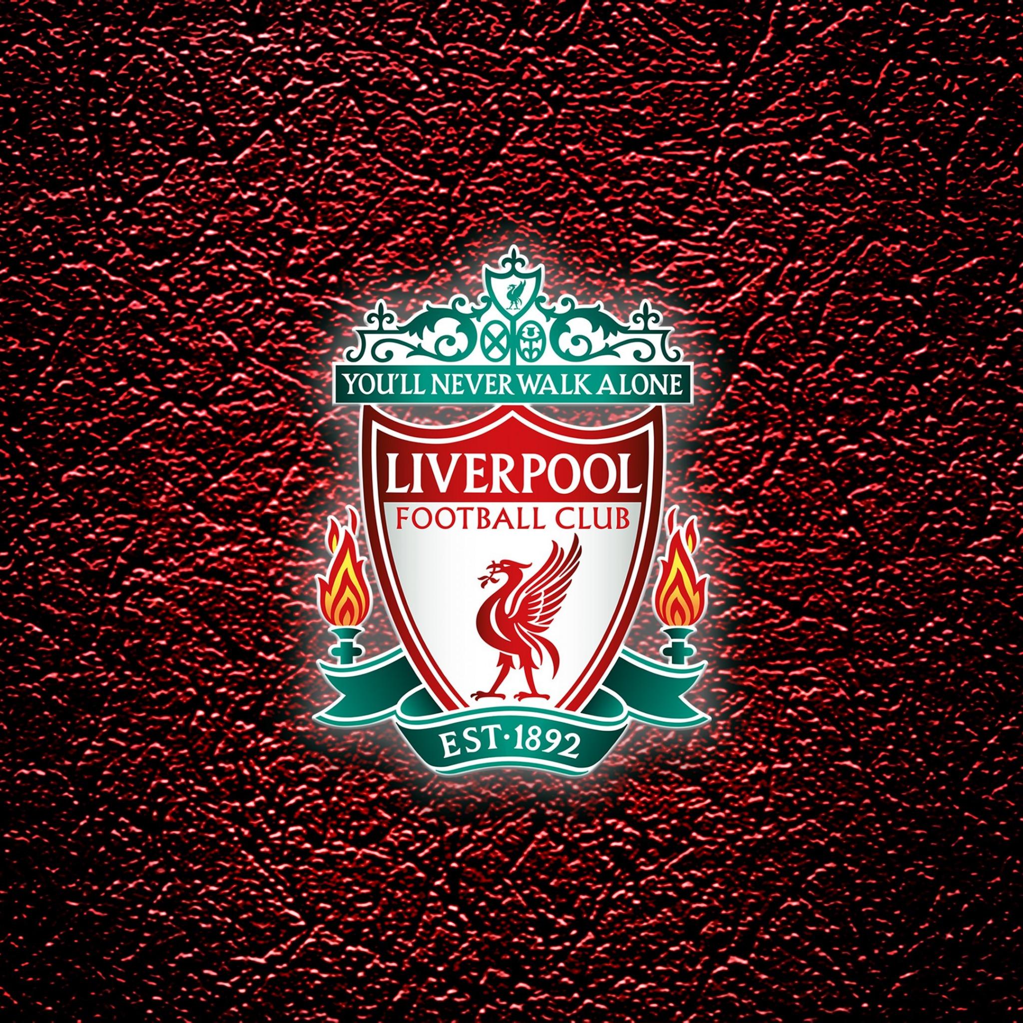 Download Wallpaper Liverpool You Ll Never Walk Alone 2048x2048