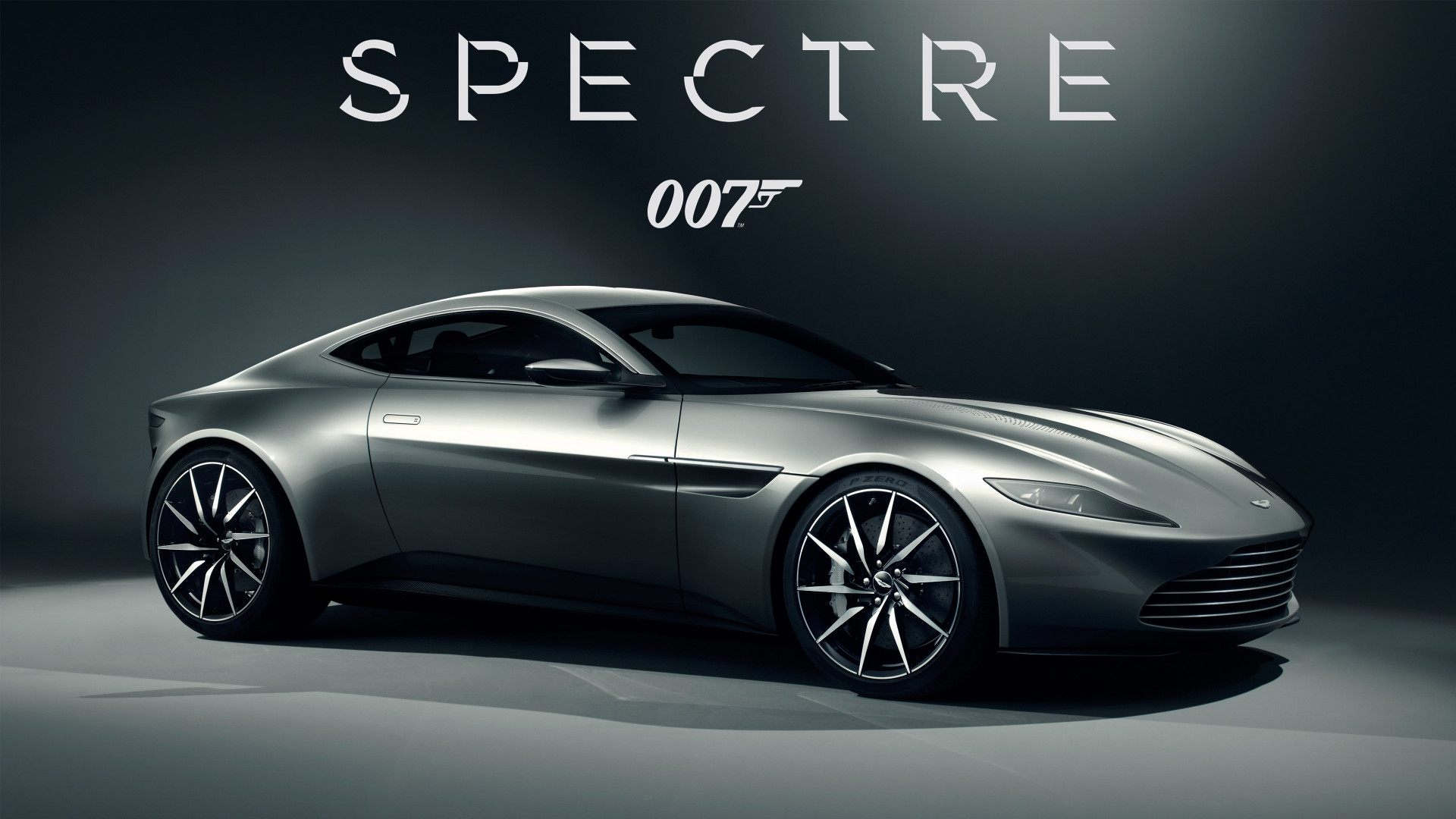 Aston Martin DB10 007 Spectre car wallpaper 1920x1080