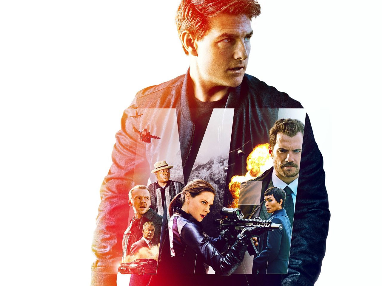 Mission: Impossible Fallout wallpaper 1280x960