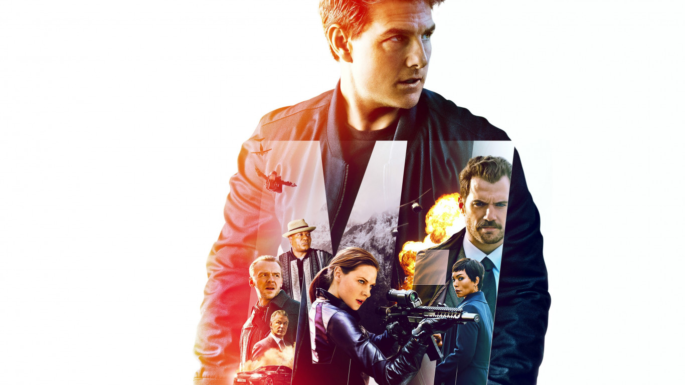 Mission: Impossible Fallout | 1366x768 wallpaper