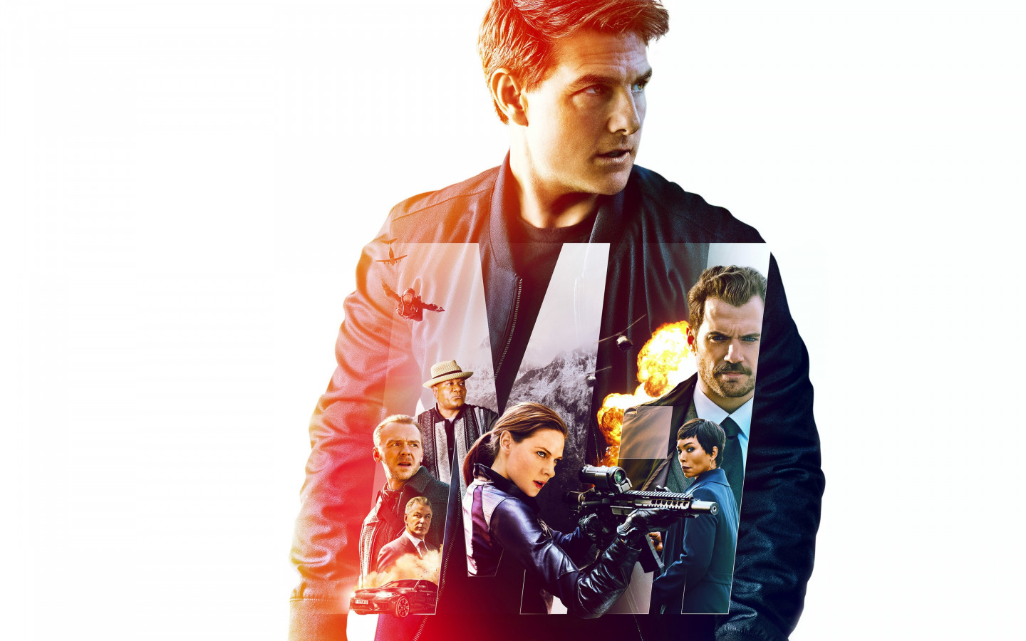 Mission: Impossible Fallout wallpaper 1440x900