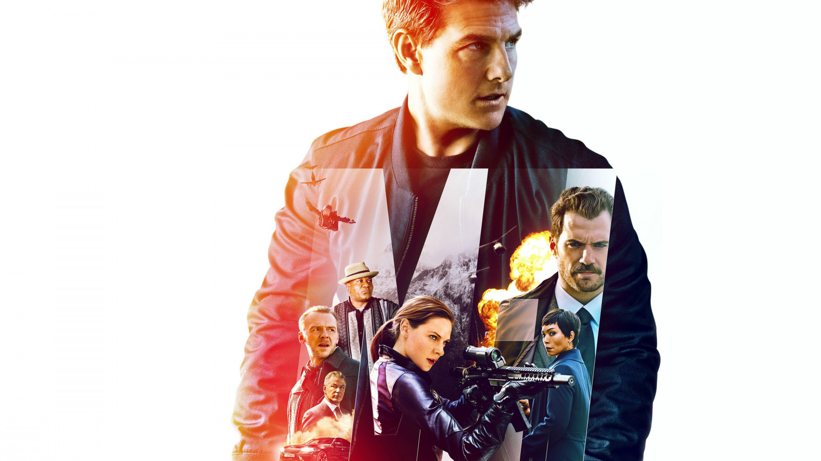 Mission: Impossible Fallout wallpaper 1600x900