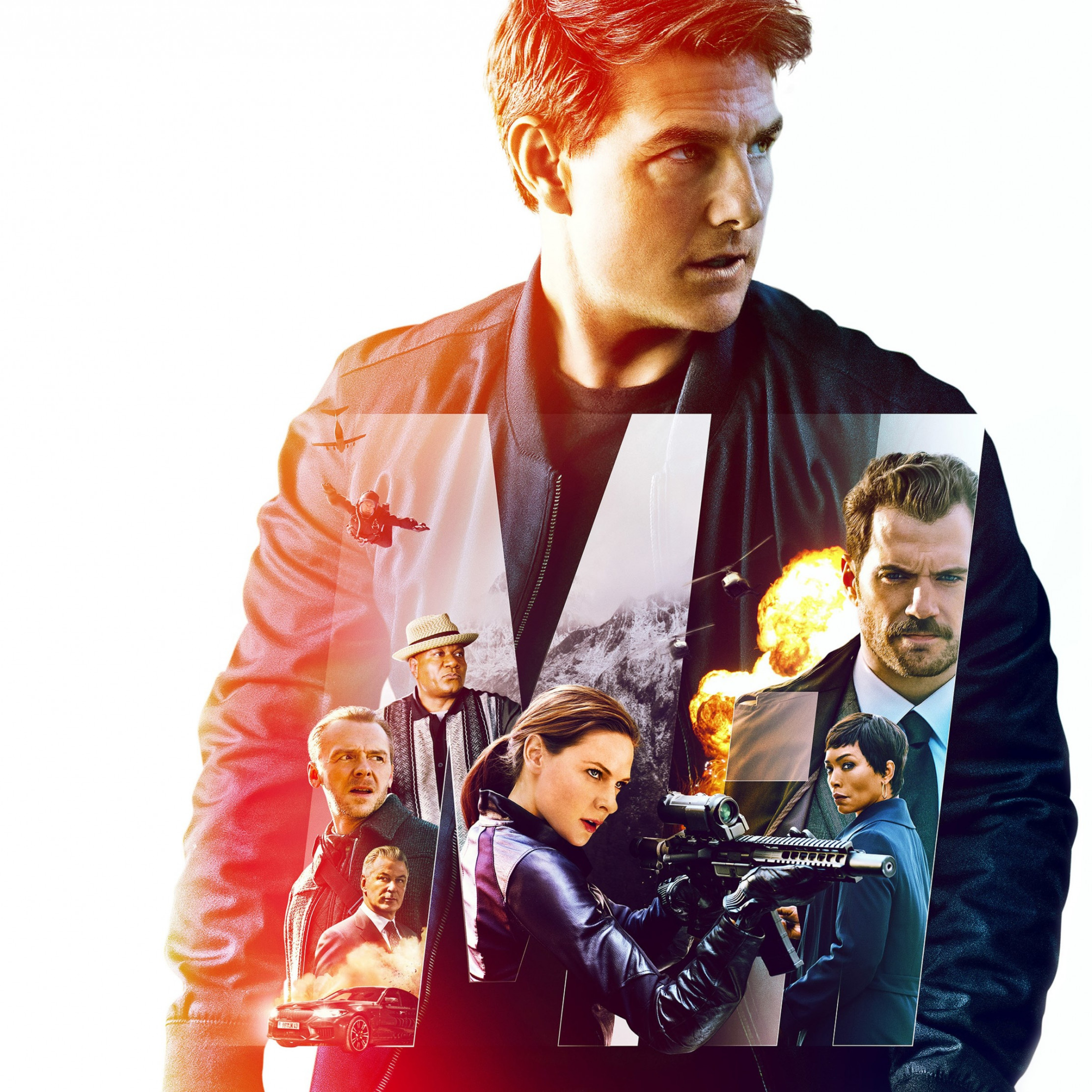 Mission: Impossible Fallout | 2224x2224 wallpaper