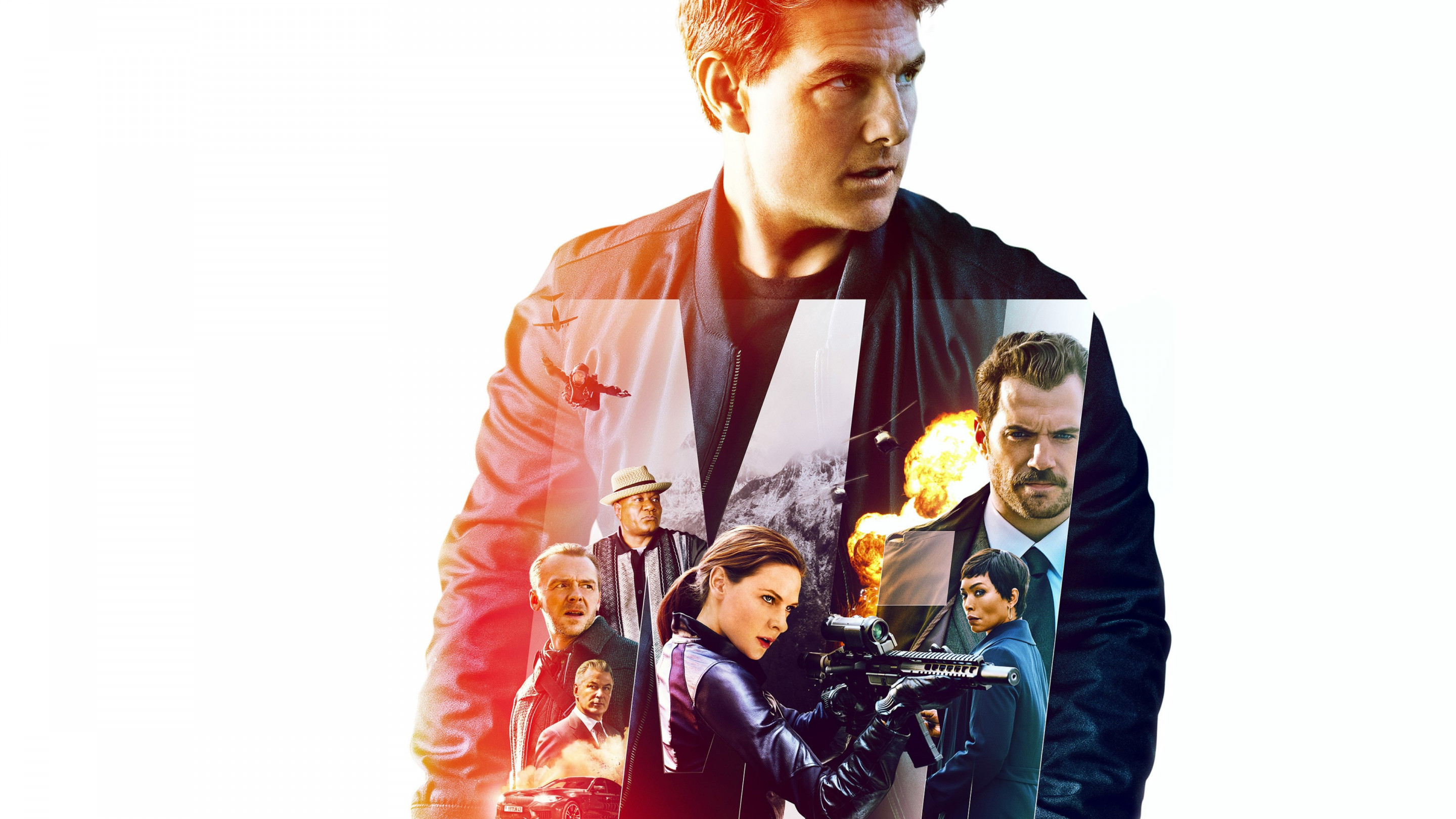 Mission: Impossible Fallout | 2880x1620 wallpaper