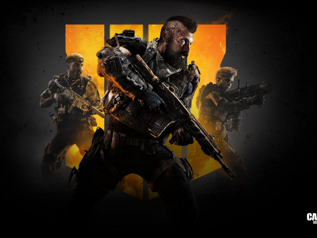 Call of Duty Black Ops 4 | 1024x768 wallpaper