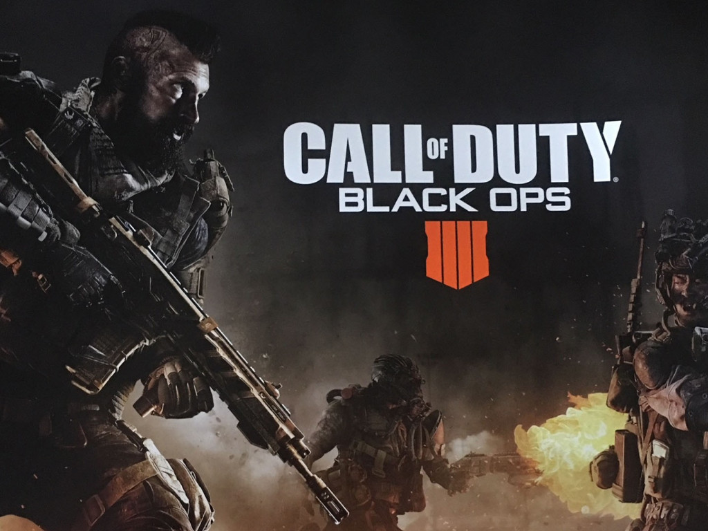Call of Duty Black Ops 4 2018 wallpaper 1024x768