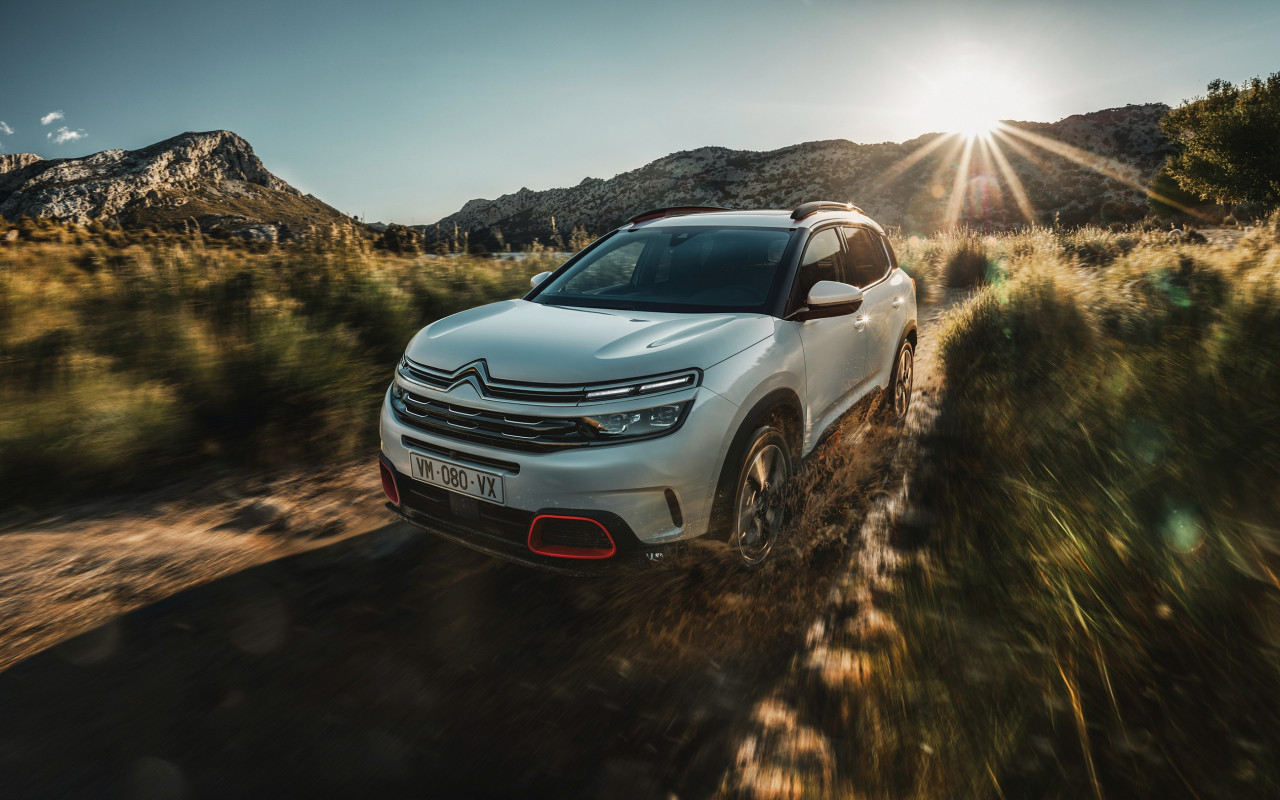 Citroen C5 Aircross | 1280x800 wallpaper