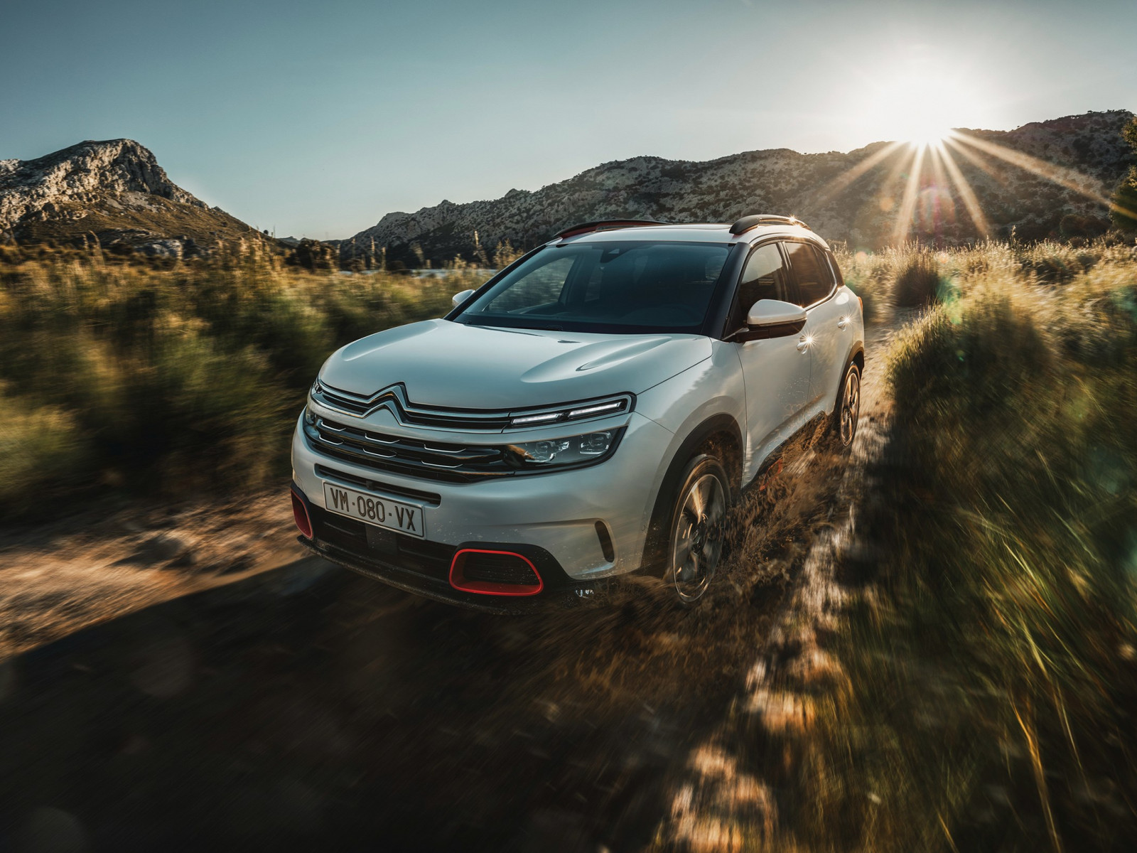Citroen C5 Aircross wallpaper 1600x1200