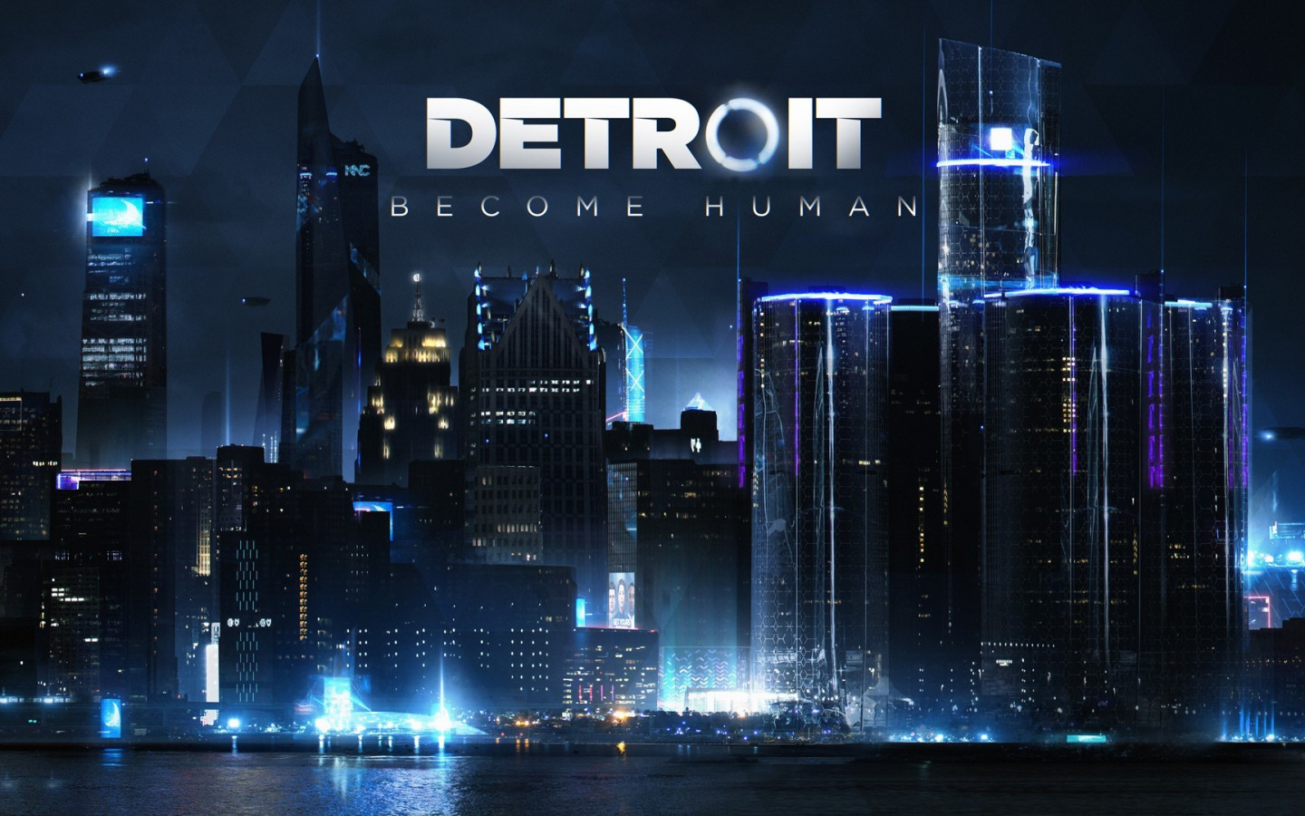 Detroit Become Human wallpaper 1440x900