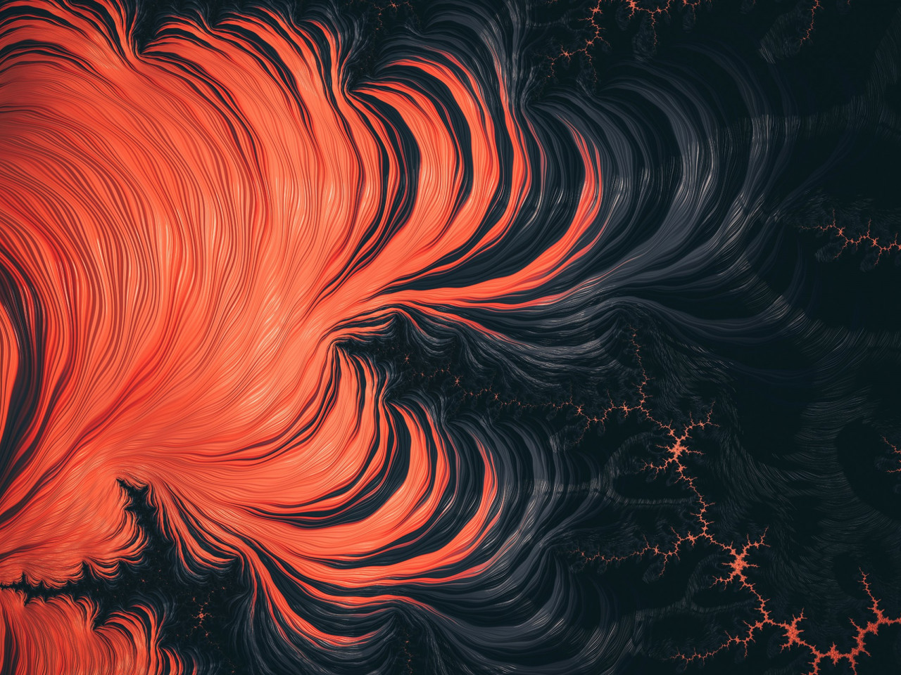 Fractal Art: Hyperventilation | 1280x960 wallpaper