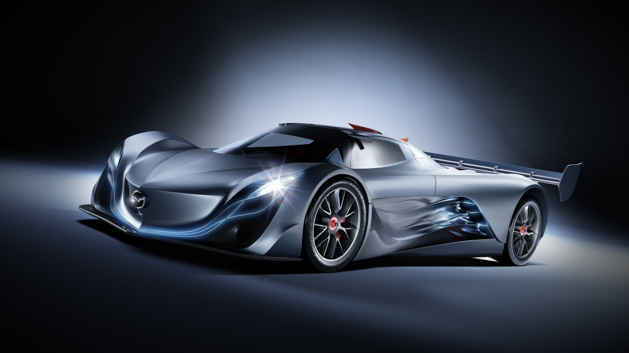 Mazda Furai wallpaper 1280x720