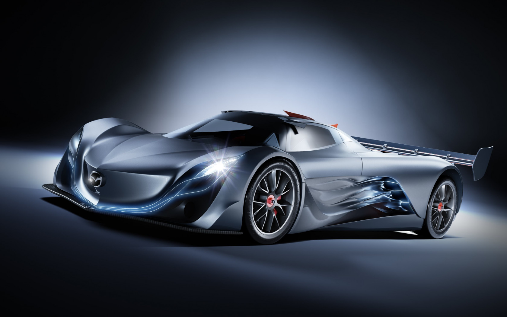 Mazda Furai wallpaper 1680x1050