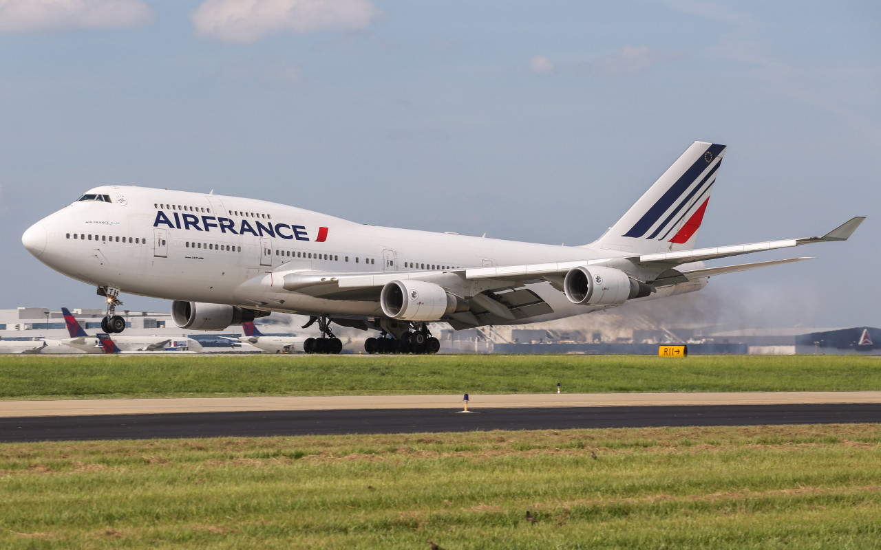 Air France Boeing 747 | 1280x800 wallpaper