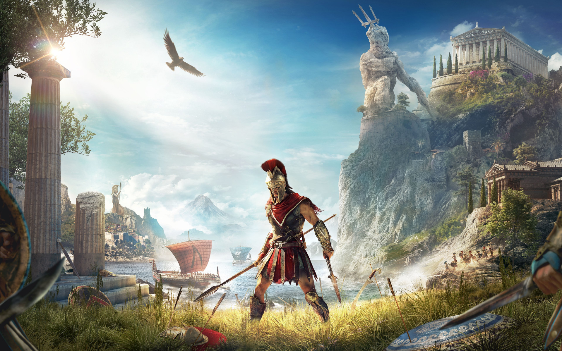 Assassin's Creed Odyssey | 1920x1200 wallpaper