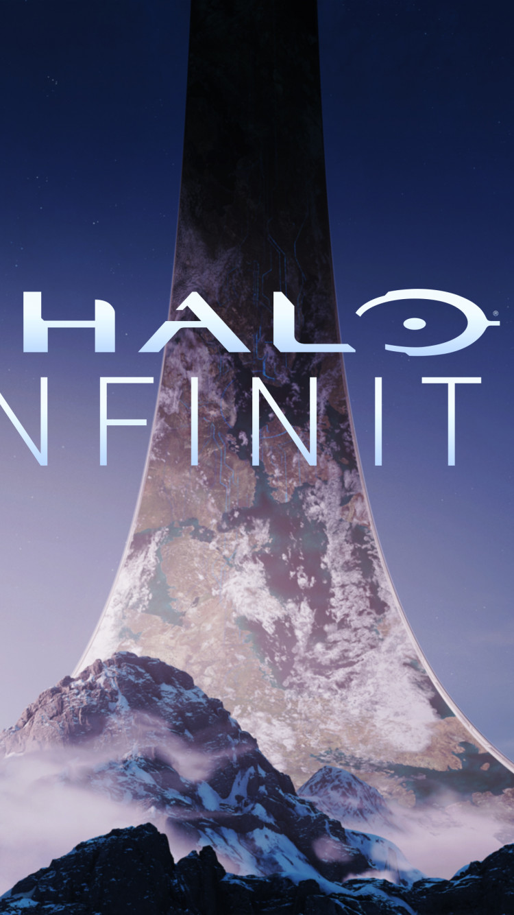 Halo Infinite wallpaper 750x1334