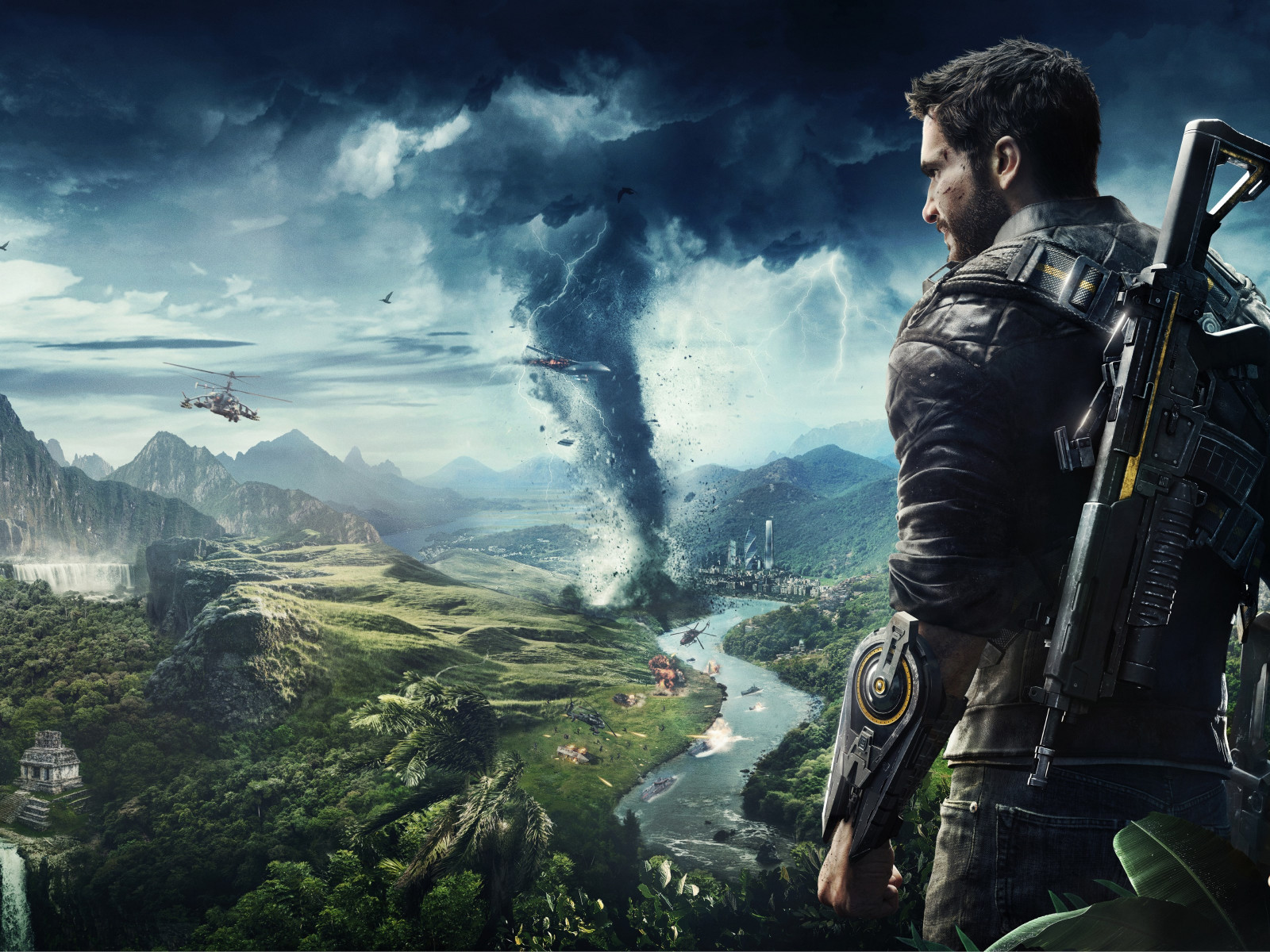 Just Cause 4 wallpaper 1600x1200