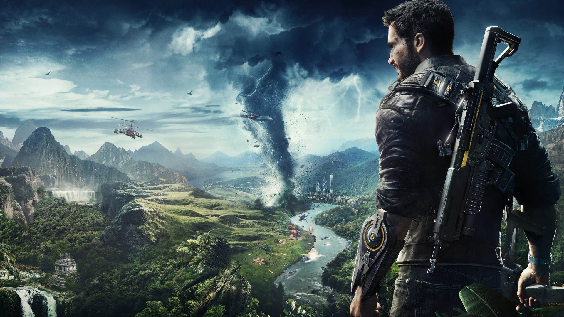Just Cause 4 wallpaper 1920x1080