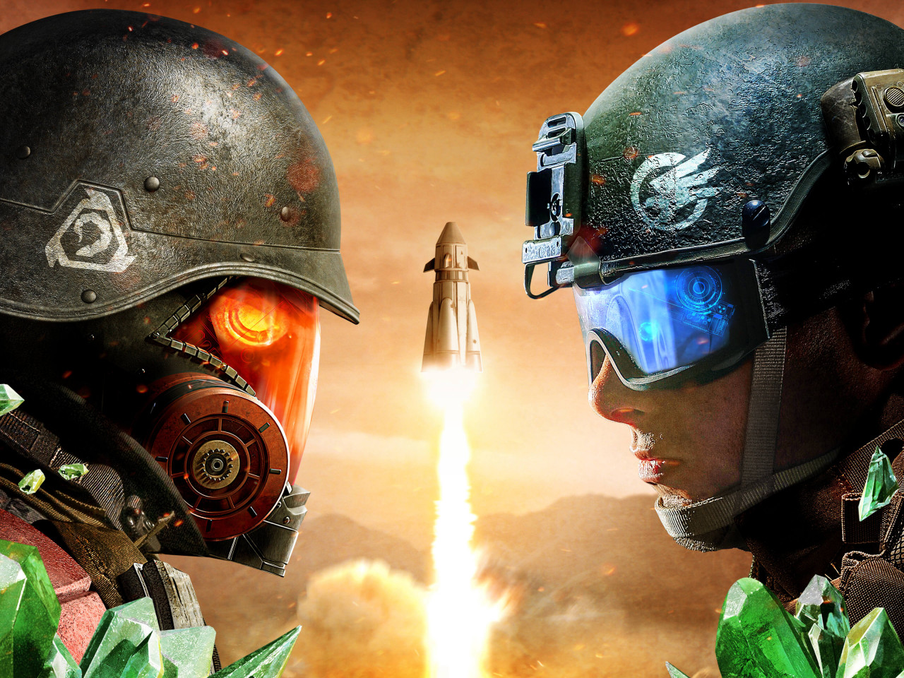 Command and Conquer Rivals wallpaper 1280x960