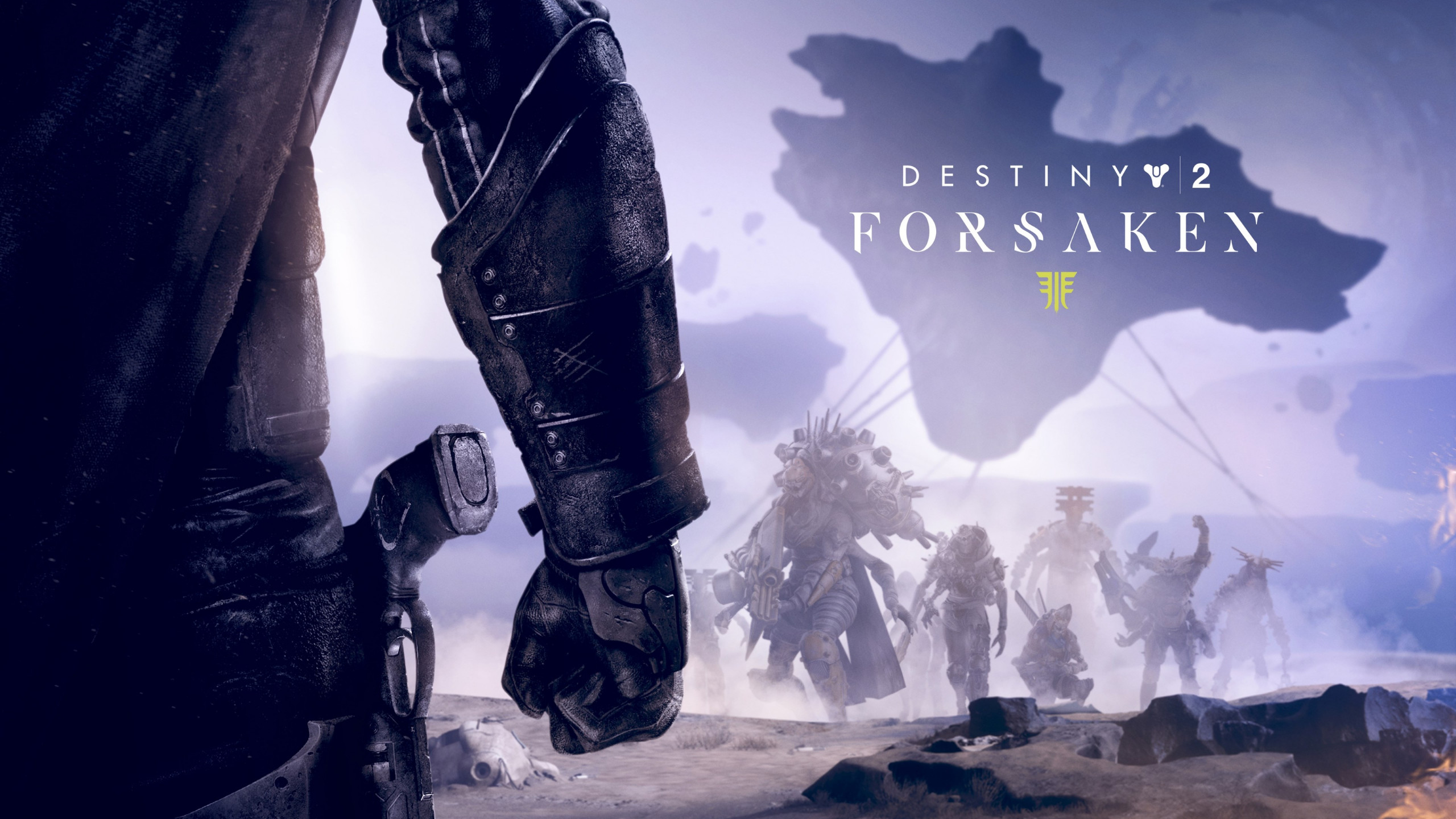 Destiny 2 Forsaken wallpaper 2560x1440